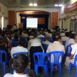 Chương trình nâng cao sức khỏe người cao tuổi tại thị xã Ninh Hòa
