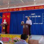 Trung tâm Y tế Ninh Hòa tổ chức sơ kết công tác y tế 6 tháng đầu năm 2020